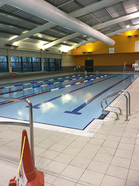 Coached pool sessions a new venue a new time swimyourswim for Aston swimming pool opening times