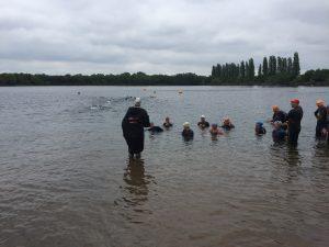 Drone Swim Analysis @ Hatfield Outdoor Activity Centre   Hatfield   England   United Kingdom
