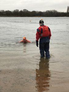 Drone Swim Analysis @ Hatfield Outdoor Activity Centre | Hatfield | England | United Kingdom