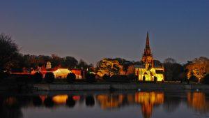 Clumber Park Night Swim @ Clumber Park | Hardwick Village | England | United Kingdom